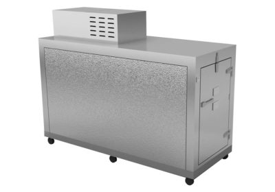 PORTABLE MORGUE REFRIGERATOR – 2 BODY – KF100