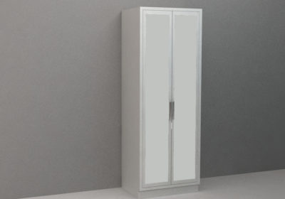 Tall Cabinet – Solid Swing Doors, Various Dimensions