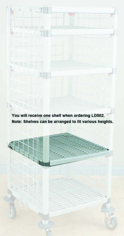Replacement Shelf for LD500 – LD502