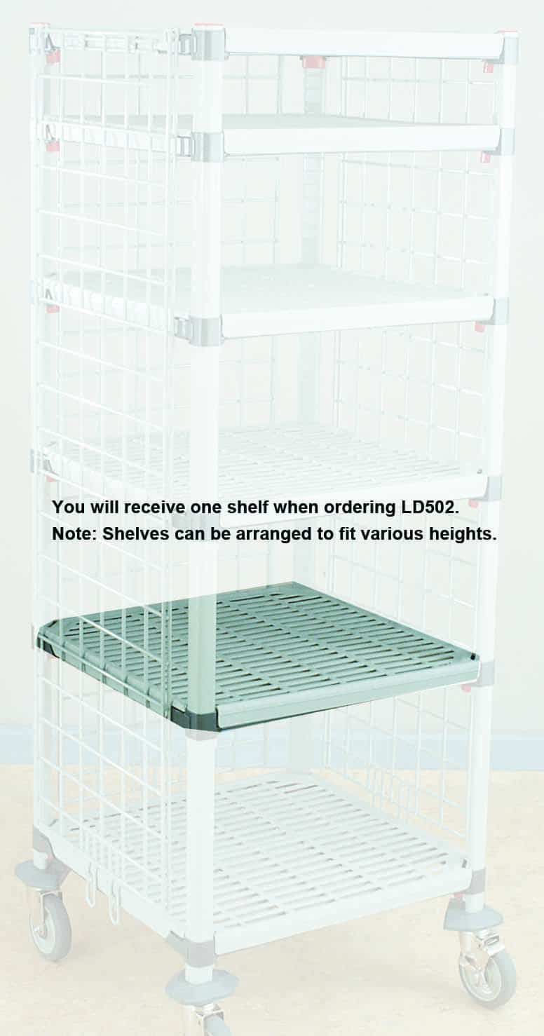 Replacement Shelf for LD500