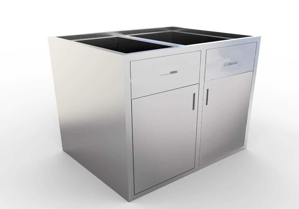 Base Cabinet - LE106-48