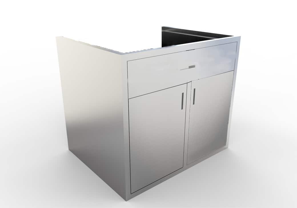 Base Cabinet - Sink - LE181-30