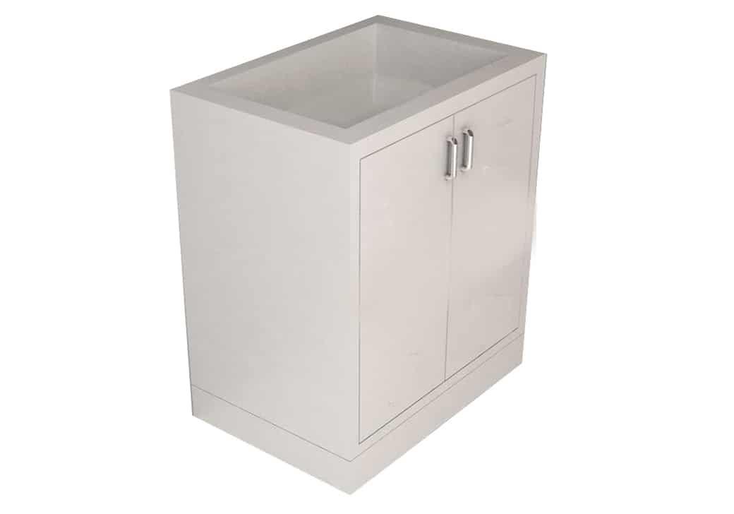 Fume Hood Base Cabinet - LE187-29