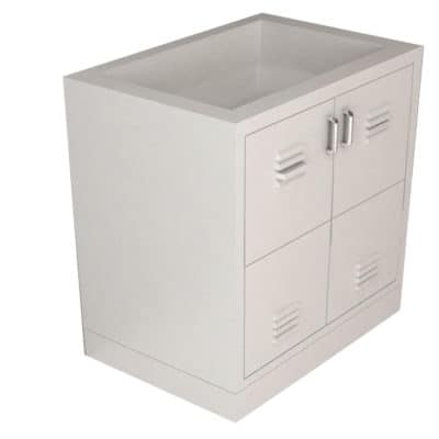 Acid Storage Base Cabinet - LE188-48