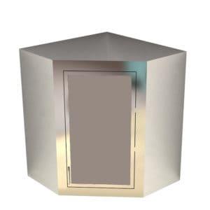 Corner Angle, Optional Openings