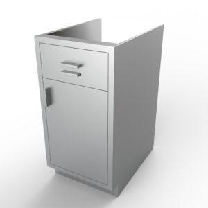 Base Cabinet – Sink, Optional Openings, Various Lengths