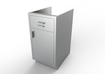 Base Cabinet – Sink, Optional Openings, Various Lengths