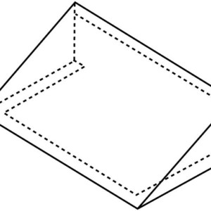 Slope Tops, Various Dimensions