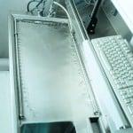 Table Perimeter Rinse System