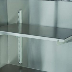Shelves & Adjustable Brackets 18″ – OO035