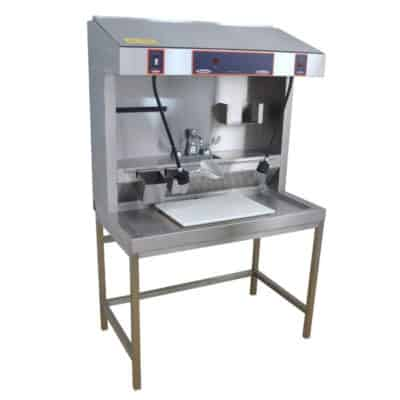 Grossing Station – Countertop, Cup Sink – MB100