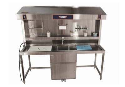 Grossing Station – Shared Sink – MB450