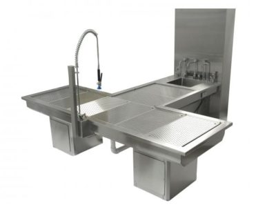 Trimming Station – Down draft T-Shaped – OK300