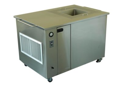 Trimming Station – Down Draft Ventilated Portable Dump Station – OL100