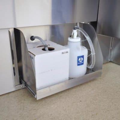 Formalin Dispensing System