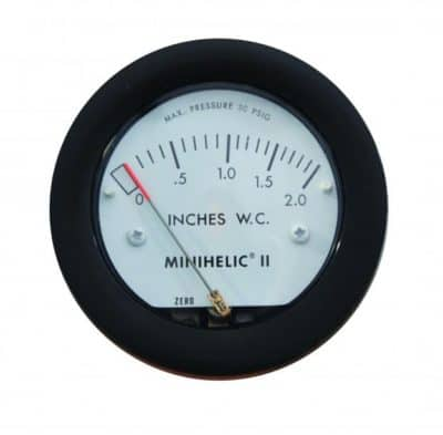 Magnehelic Velocity Indicator Gauge – OO040