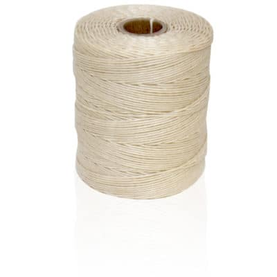 Postmortem Waxed Polyester Thread, 366 Yard Spool – BA024