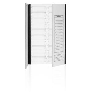 Slide Folder, Cardboard, Holds 20 slides – BH014