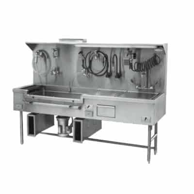 Embalming Sink - Left