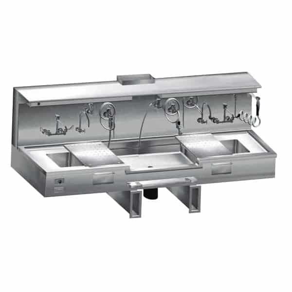 Embalming Sink - Center
