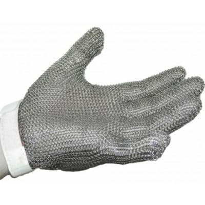 Glove, Stainless Steel Mesh