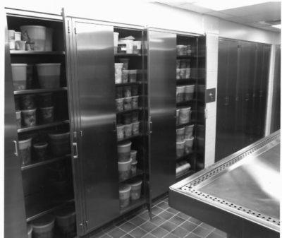 Ventilated Cabinet for LA & LB Series