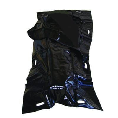 Body Bag, Heavy Duty w/ See Thru Panel – BE038