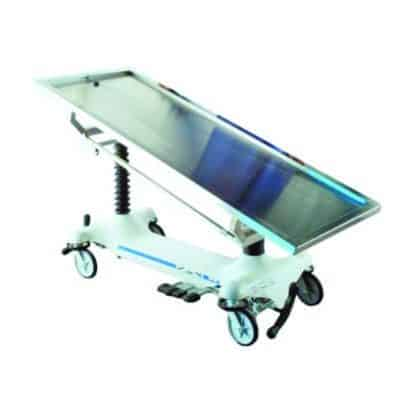 Autopsy Cart – Hydraulic Chassis – DC000