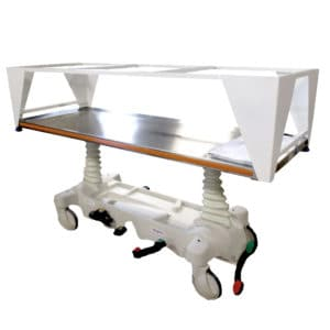 Hydraulic Cadaver Carrier – JA600