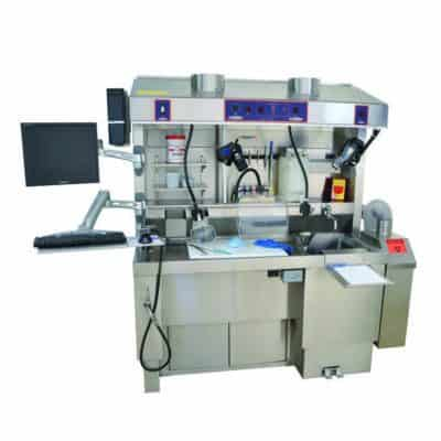 Grossing Station, Elevating – MB600