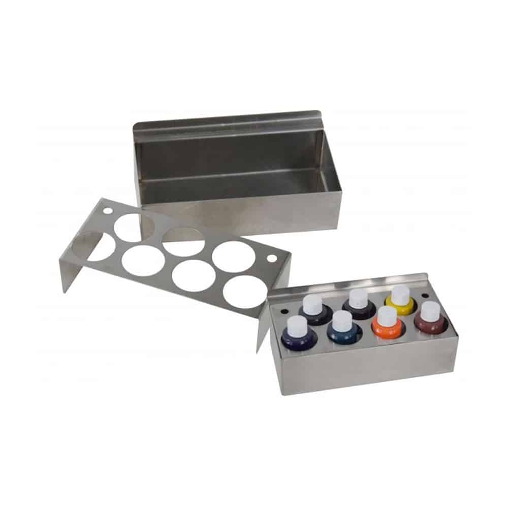 Brilliant Tissue Marking Dye Stainless Steel Tray - BG035 1