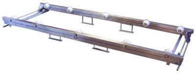 Lift – Roller Pallets for Heavy Duty Body Trays