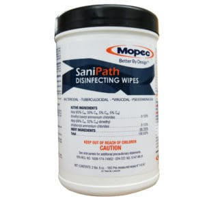 SaniPath Cleaning & Disinfecting Wipes – BE036