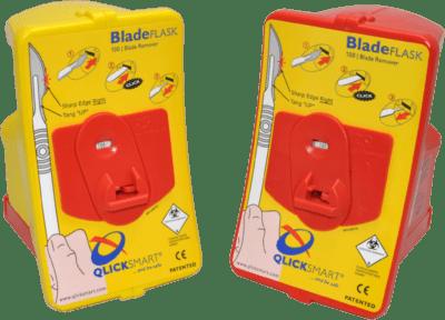 Qlicksmart BladeFLASK