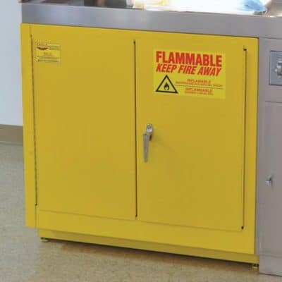 Flammable Storage Cabinet – HO020