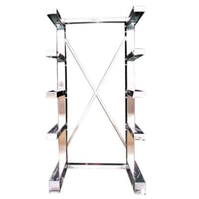 Stationary Cantilever Storage Rack – 5 Tier, Various Arm Lengths