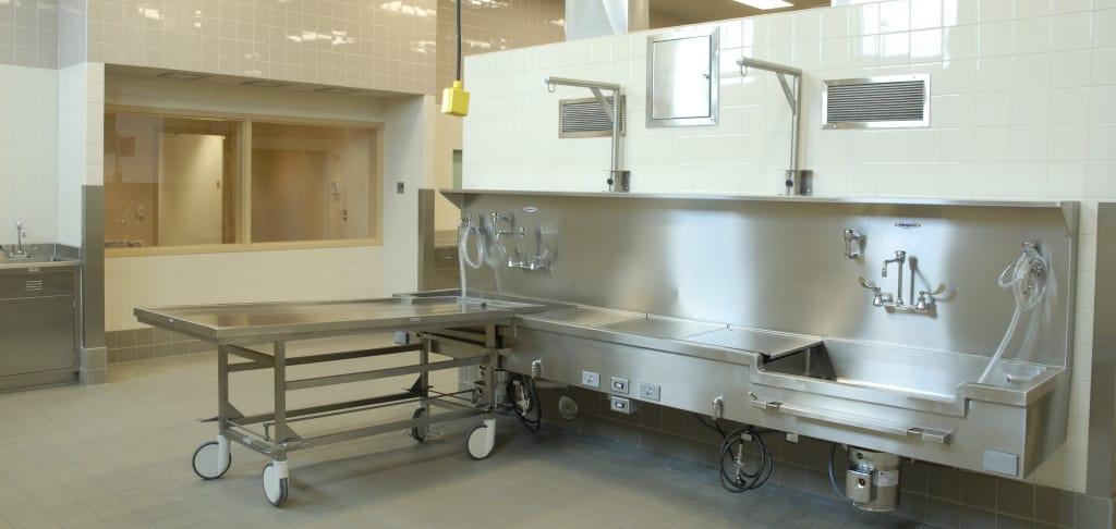 Custom Morgue And Medical Examiner Equipment