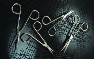 autopsy scissors
