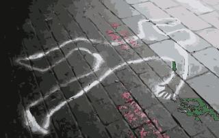 coroner crime scene