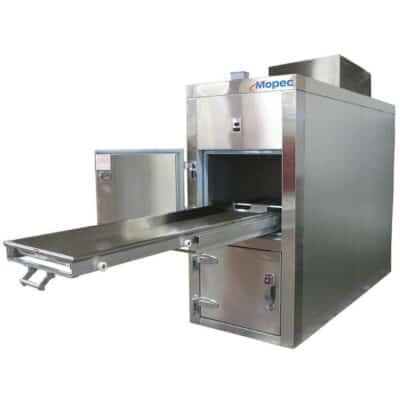 Two Body Morgue Refrigerator