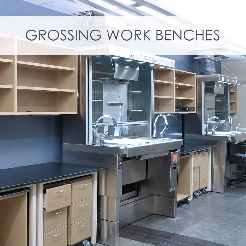 Grossing Work Benches