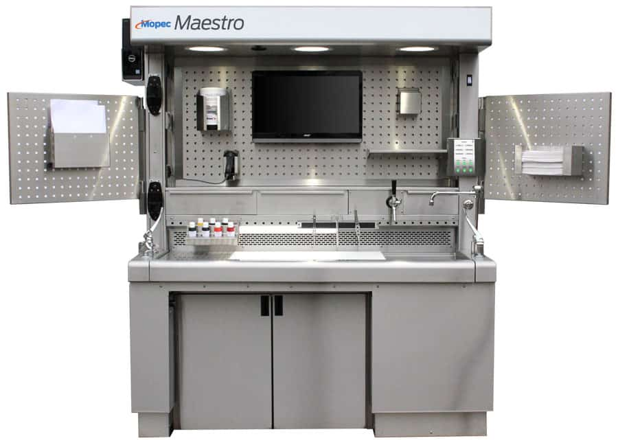 Mopec Maestro Grossing Bench