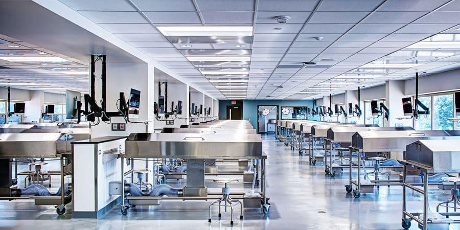 Mopec Anatomy Lab Solutions