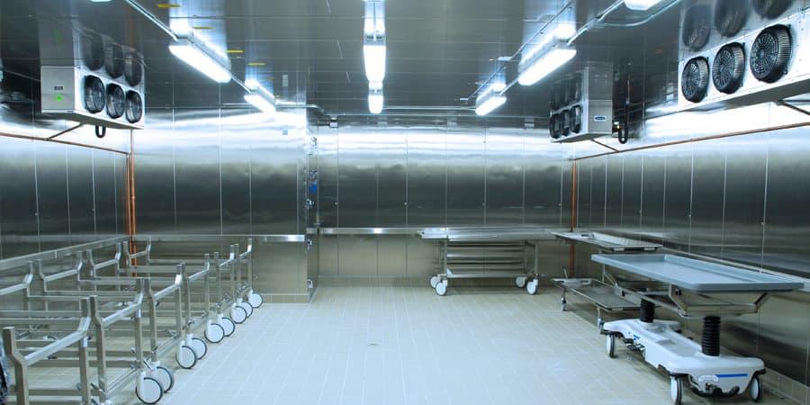 Mopec Body Coolers & Specimen Refrigeration