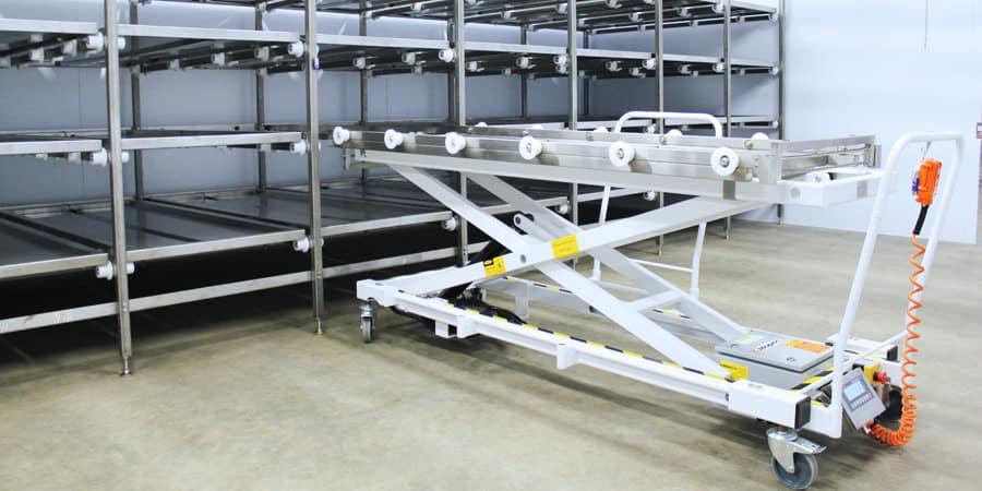 Mopec Cadaver Lifts & Body Transport