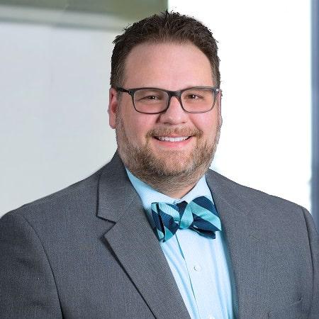 Adam Mrozowsky, CFO