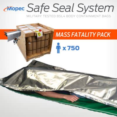 Mopec Safe Seal Mass Fatality System 750 Body