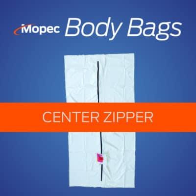 Center Zipper