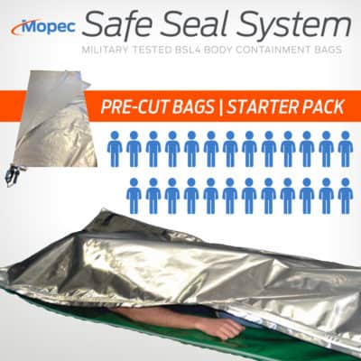 Mopec Safe Seal Pre-Cut Starter Pack