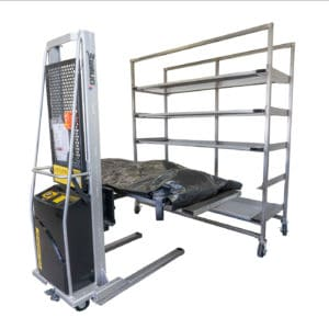 Guardian Body Storage Racks